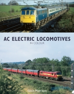 AC Electric Locomotives in Colour