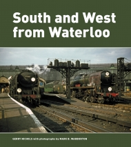 South and West from Waterloo