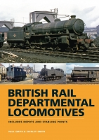 BR Departmental Locomotives 1948-1968