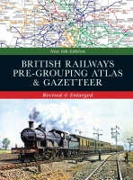 British Railways Pre-Grouping Atlas and Gazetteer