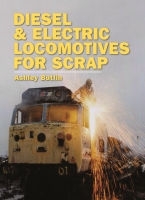 Diesel and Electric Locomotives for Scrap
