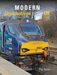 Modern Locomotives of the United Kingdom
