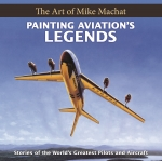 Painting Aviation's Legends