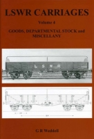 LSWR Carriages: Volume 4