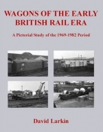 Wagons of the Early British Rail Era