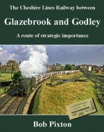 The Cheshire Lines Railway between Glazebrook and Godley