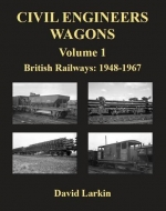 Civil Engineers Wagons: Volume 1