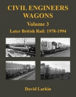 Civil Engineers Wagons: Volume 3