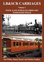 LB&SCR Carriages: Volume 1
