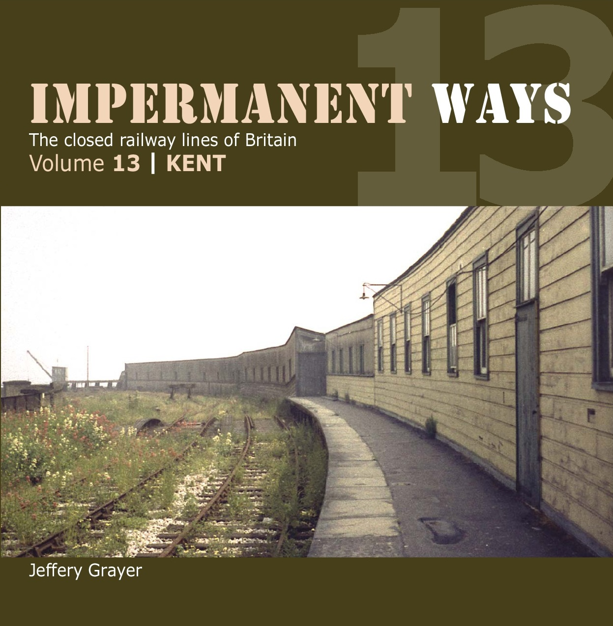 Impermanent Ways Volume 13