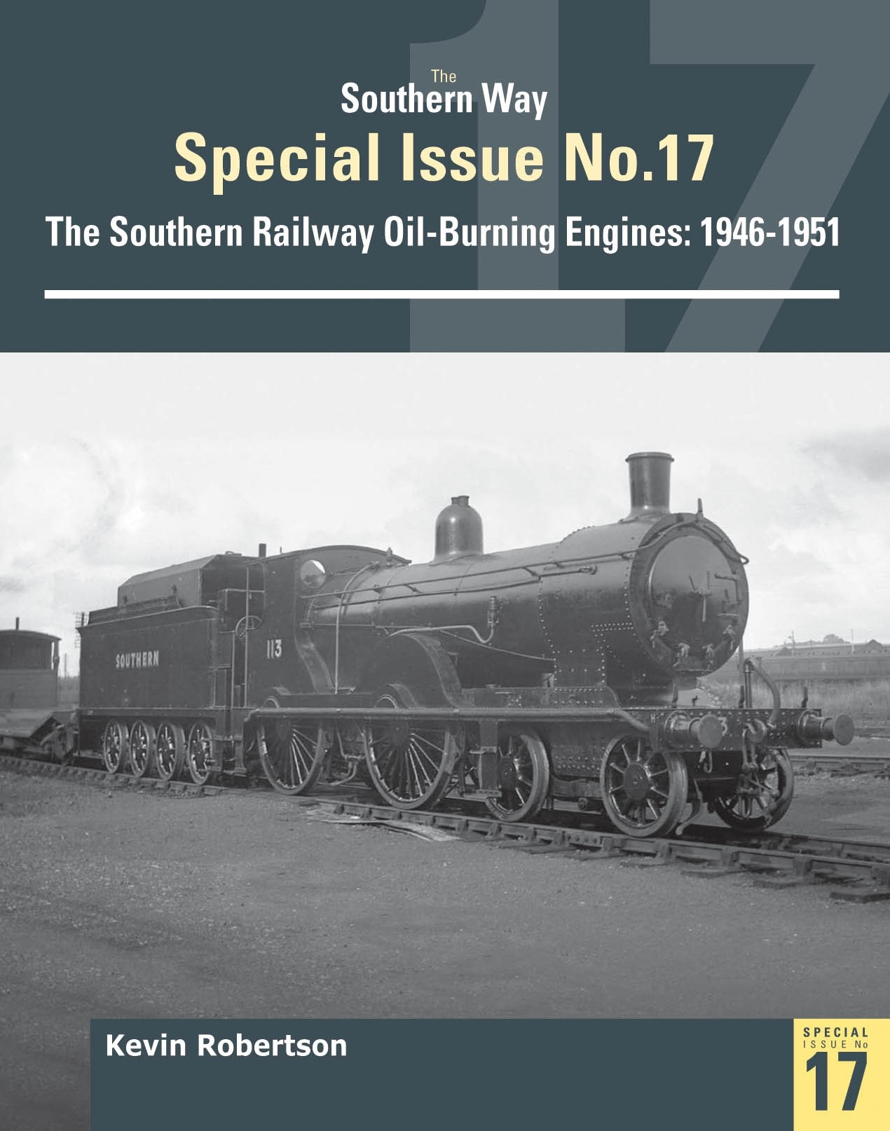 The Southern Way Special 17