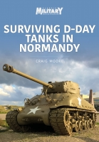 Surviving D-Day Tanks in Normandy